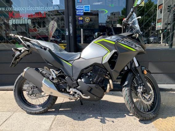 Kawasaki Versys X 300 Abs Gris 2020 0km Cordasco Cycle