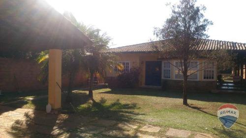 Imagem 1 de 30 de Chácara Santa Terezinha Com 3 Quartos À Venda No Centro De Paulínia - 1549 M² - Ch0097