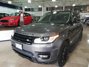 Land Rover Range Rover 5.0l Sport Super Charged V8 T At