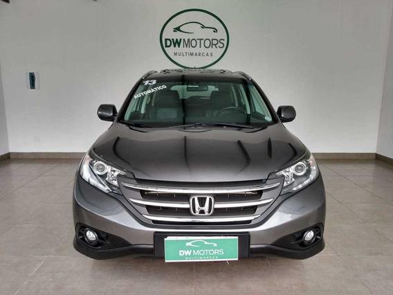 Honda Crv 2.0 16v 4p Lx Automático
