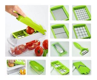 Nicer Dicer Plus Ayudante De Cocina Pica Todo Kit Picador