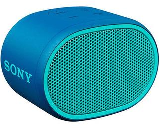 Parlante Bluetooth Xb01 Extra Bass Azul Sony