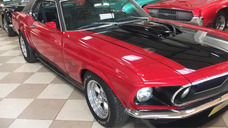 Ford Grand Coupe Hard Top Mustang 1969 - V 8