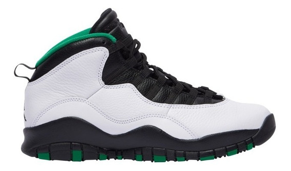 Jordan Retro 10 Sonics 310805-137 Importación Mariscal