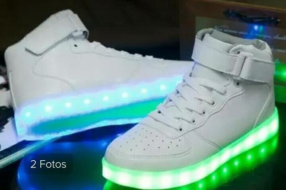 Botas Tenis (luces - Luminosos)garantía 3 Meses