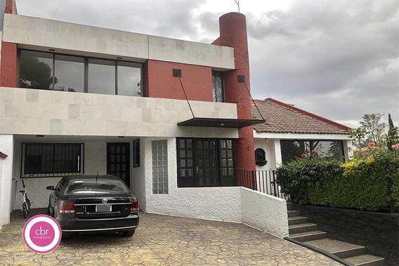 Casa En Condominio Renta Ocotepec - San Jerónimo Lídice