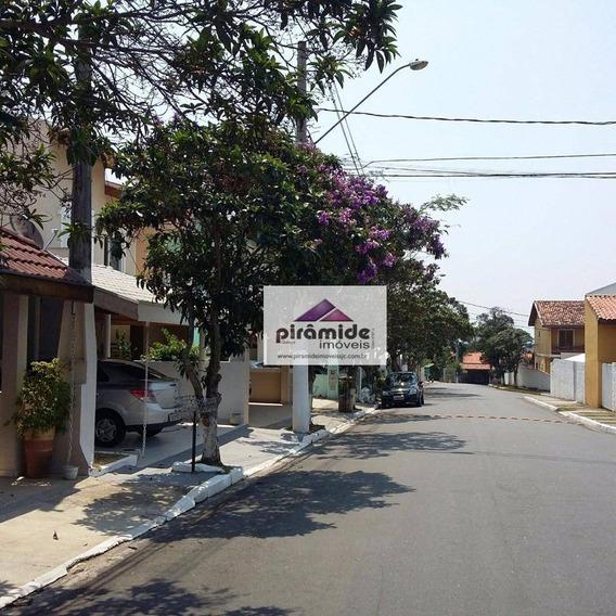 Casa Residencial À Venda, Jardim Uirá, São José Dos Campos. - Ca2483