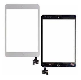 Tela Touch iPad Mini 2 A1489 A1490 A1491 + Home, Ic E Adesiv