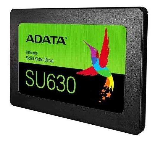 Hd Ssd 480gb Sata Notebook / Pc / Cpu Su630 Adata