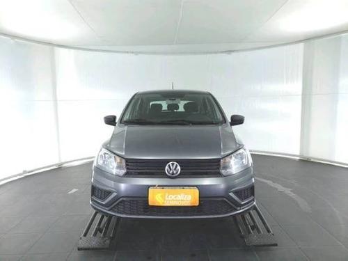 Imagem 1 de 9 de Volkswagen Gol 1.6 Msi Totalflex 4p Manual