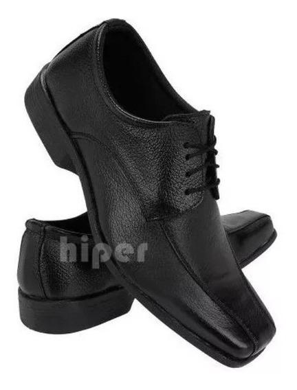 Sapato Social Masculino Em Couro Legitimo 6