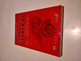 Historia De La Geologia 1-de La Antiguedad A S.xvii Ellenber