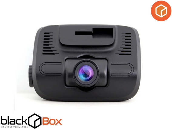 Câmera Veicular Black Box Gp5 - Full Hd Real - Até 128gb