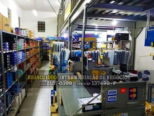 Imagem 1 de 4 de Distribuidora De Acessórios Automotivos No Tatuapé (cód 5200