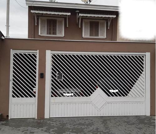 Sobrado Com 3 Dormitórios À Venda, 197 M² Por R$ 550.000,00 - Santo Antonio I - Itupeva/sp - So0018