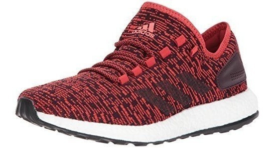 Tenis adidas Pure Boost Red Correr Gym