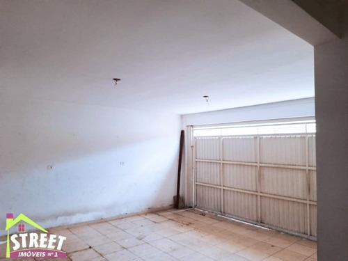 Imagem 1 de 16 de Sobrado 3 Dormitórios Na Vila Rosália. - Ca00107 - 69805876