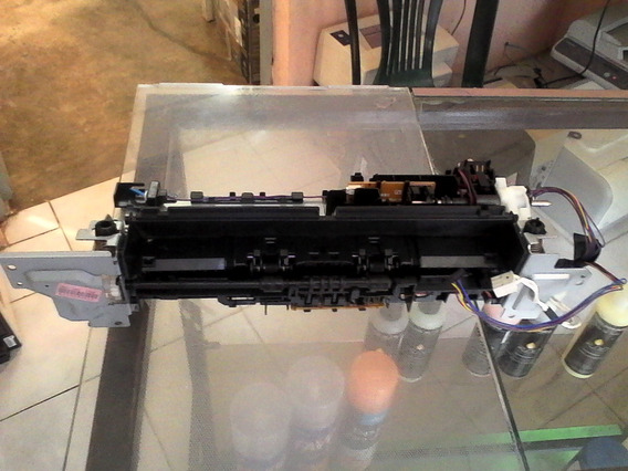 Unidad Fusora Hp Laser Color M175nw Y Pro100