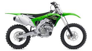 Funda Cubre Moto Kawasaki Kx Tm 250f Con Bordado