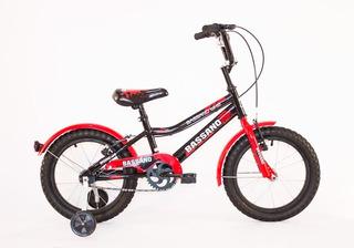 Bicicleta Varón Cross Rod 16 Full