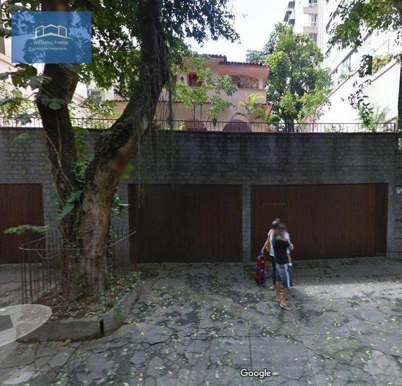 Magnífica Casa Duplex De 610m² Em Área Residencial - Ca0001