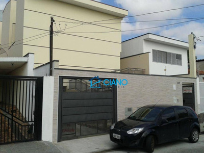 Sobrado Com 2 Dormitórios À Venda, 60 M² Por R$ 298.000 - Vila Alpina - São Paulo/sp - So0196