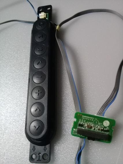 Placa De Comando (power)+ Sensor Tv Lg39ln5400 Original.