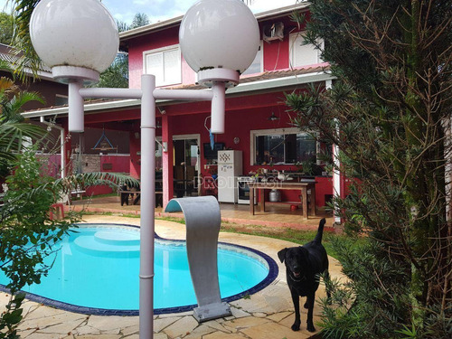 Casa Residencial Para Locação, Granja Viana, Carapicuíba. - Ca15717