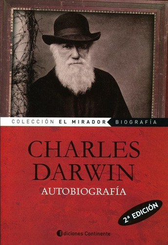 Imagen 1 de 3 de Autobiografía - Charles Darwin, Charles Darwin, Continente