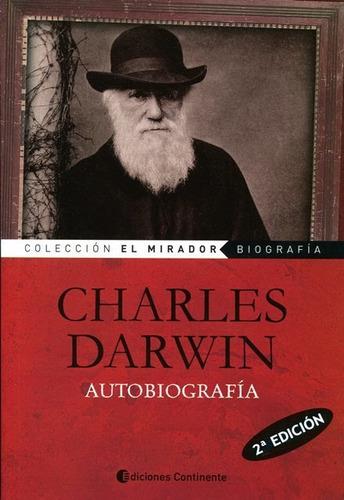 Autobiografía - Charles Darwin, Charles Darwin, Continente