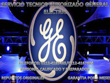 General Electric Servicio Técnico Autorizado Nevera Lavadora