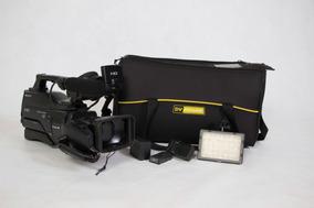 Filmadora Sony Hxr Mc 2000