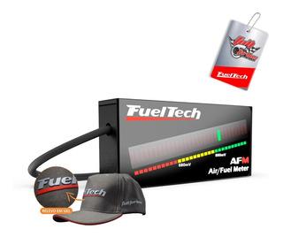 Hallmeter Fueltech Digital Air Fuel Meter + Brinde Boné Marr