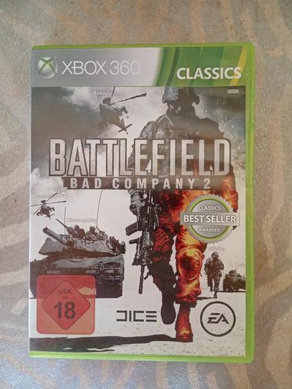 Battlefield Bad Company 2 - Xbox 360 - Original Pal