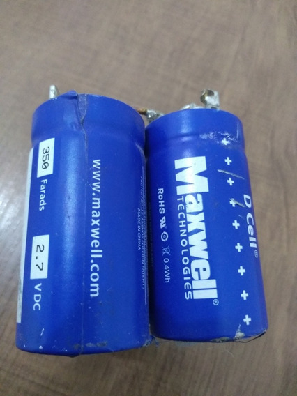 Vendo Banco De Mega Capacitor