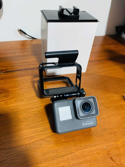 Câmera Gopro Hero 5 Black, 12.1 Mp, Filmagem 4k.