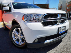 Dodge Durango V6 Sxt At 2012 Autos Puebla