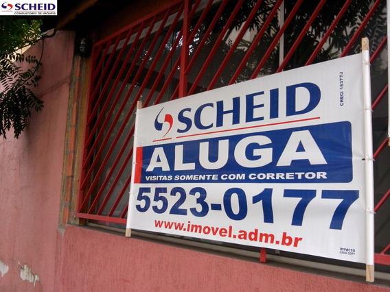 Campo Belo Imóvel Comercial Com Ótima Localização. - Mr66008
