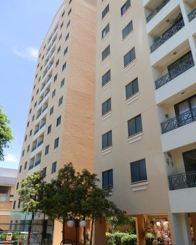 Apartamento Para Alugar 2 Dormitórios No Bairro Mansões Santo Antonio Em Campinas - Ap22079 - Ap22079 - 69441949