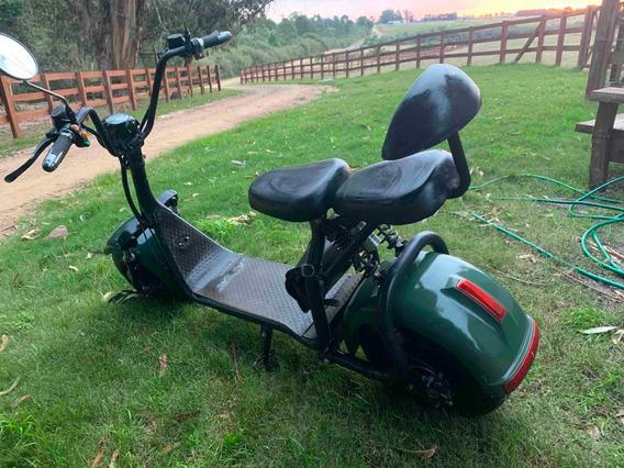 Moto Electrica Loop Con Amortiguadores