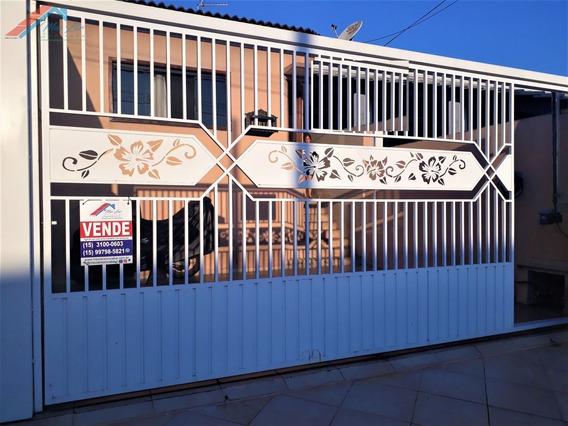 Casa A Venda No Bairro Jardim Residencial Villa Amato Em - Ca 201-1