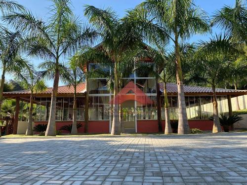 Imagem 1 de 29 de Chácara Com 1 Dormitório À Venda, 5000 M² Por R$ 6.000.000,00 - Chácaras São José - São José Dos Campos/sp - Ch0076
