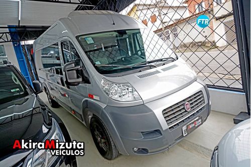 Fiat Ducato 2.3 Multijet Diesel Executivo Manual