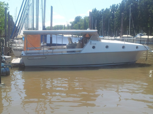 Crucero Tipo García De Fino. 10 Mts. Excelente. Único Dueño