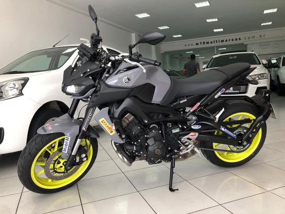 Yamaha Mt09 2020 Cinza