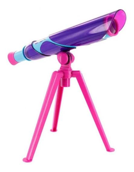 Telescópio O Show Da Luna Com Lente Objetiva Aumento De 10x