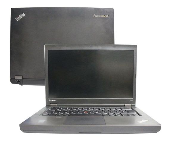 Notebook Lenovo Thinkpad T440p I5 4gb 240ssd