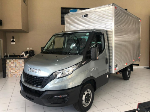 Iveco Daily 35 150 0km Chassi Baú Carga Seca