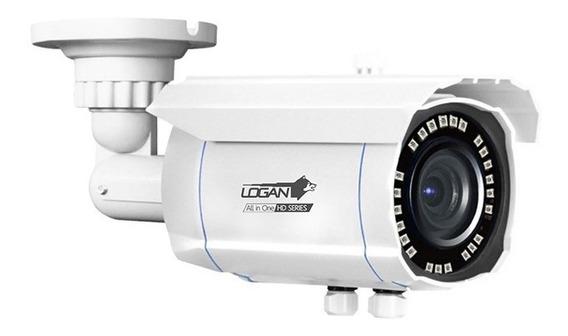 Camara Bullet Varifocal 1080p Hd 2 Mpx 5x Zoom Todo En Uno