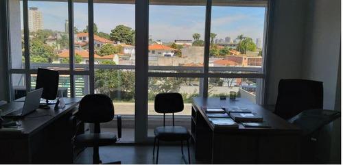 Oportunidade De Venda De Sala Comercial De 46,43 M2, Ao Lado Do Metrô Butantã, Mobiliada - R$ 610.000,00 - 12859